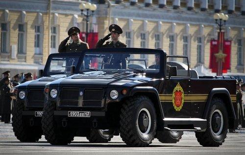 Русские танки №60 - ГАЗ-2330 Тигр