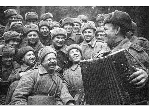 военные песни в современном исполнении слушать