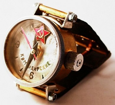 Часы Командирские - легенда СССР (16 фото
