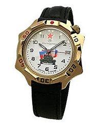 командирские часы | Командирские часы с танком