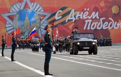 9 мая 2015 в Москве