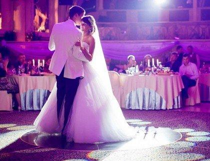 Как сделать красивый свадебный танец